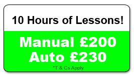 Driving Lesson prices across Hounslow with Dynamic Driving School