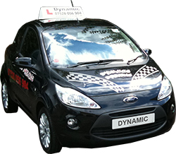 Driving Lessons across Hounslow and Isleworth with Dynamic Driving School